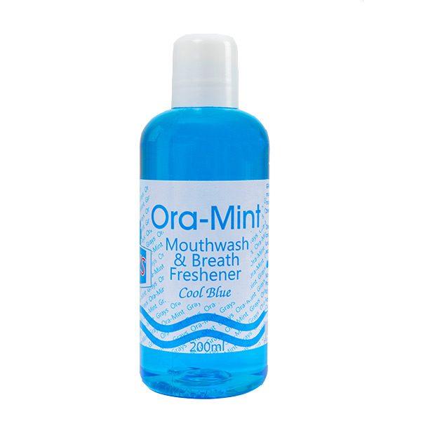 Grays Ora Mint Cool Blue Mouthwash