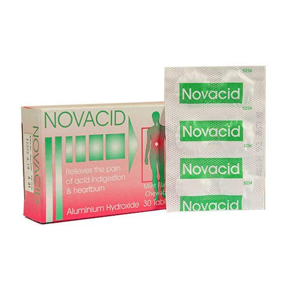 Novacid Tablets