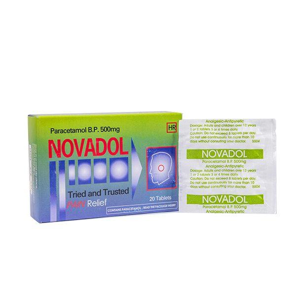 Novadol Painkillers