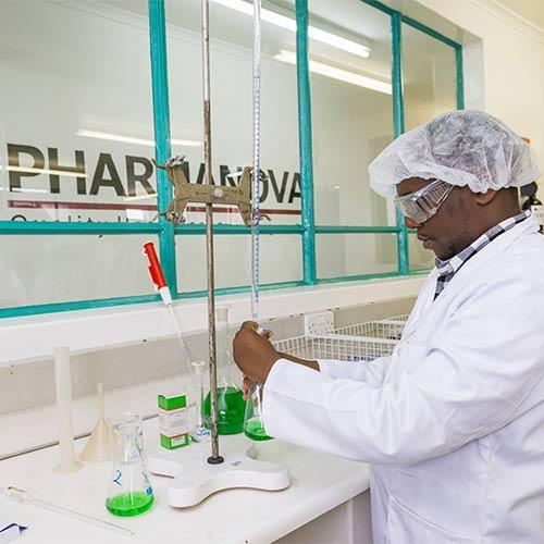 Pharmanova Lab Quality Assurance